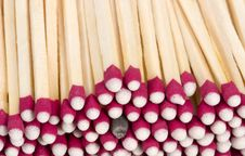 Free Burnt Out Match 3 Stock Photo - 406010