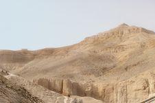 Free Karnak Temple Hills Stock Image - 407991