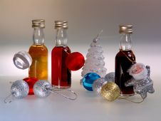 Free Holidays Drinks Stock Photography - 408032