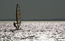 Free Windsurfer Royalty Free Stock Images - 408649
