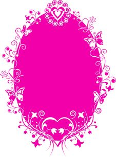 Free Valentine Background, Vector Royalty Free Stock Photos - 409928