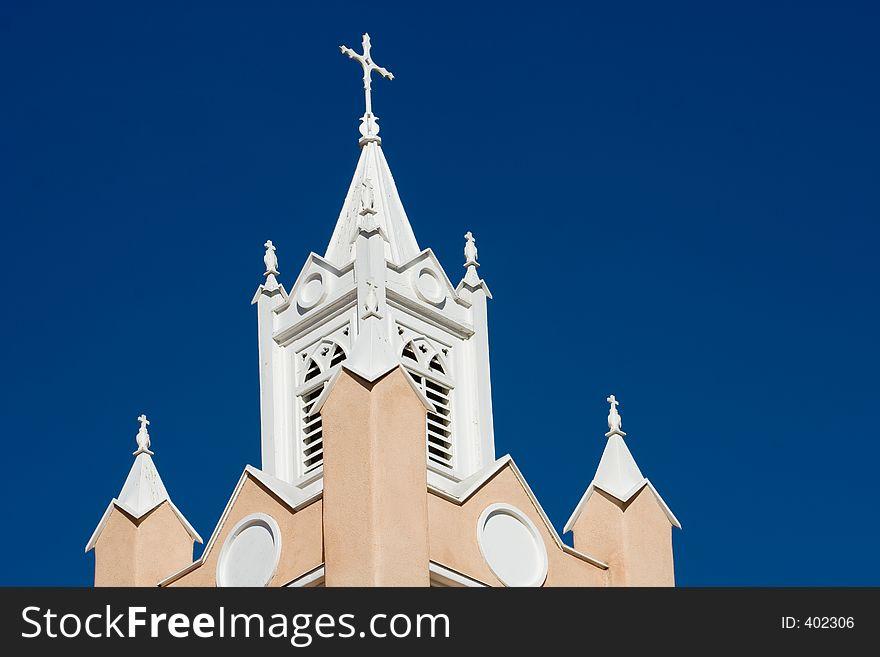 Albuquerque church 1