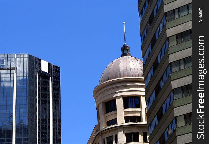 Office Buildings, Sydney