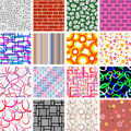 Free Many Seamless Wallpapers Stock Images - 4001034