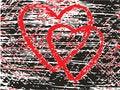 Free Vector Valentine Hearts Royalty Free Stock Photos - 4001538