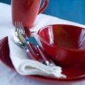 Free Dinner Table Arrangement Stock Images - 4003734