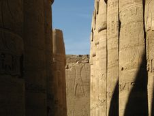 Free Luxor, Egypt Royalty Free Stock Photos - 4000338