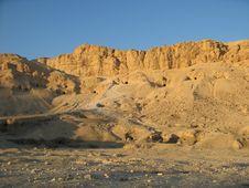Free Tomb Entrance Luxor, Egypt Royalty Free Stock Photos - 4000668