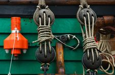 Free Fragment Old Sailing Vessel Stock Images - 4000754