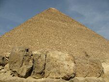 Free Egyptian Pyramid Stock Photography - 4001192