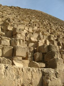 Free Great Pyramid Royalty Free Stock Photography - 4001457