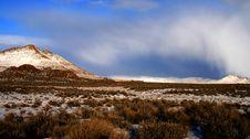 Free High Desert Winter 2 Stock Photo - 4001680