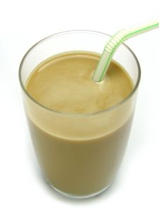 Free Glass Of Cold Coffee Drink 2 Royalty Free Stock Photo - 4001795