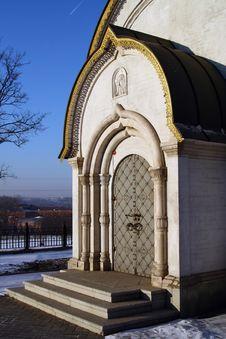 Chapel Royalty Free Stock Photos