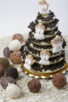 Free Group Of Truffles Stock Images - 4002574
