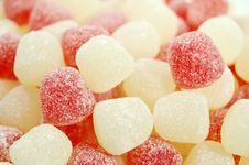 Free Valentine Gum Drops Royalty Free Stock Image - 4003456