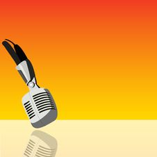 Free Microphone Stock Photography - 4004252