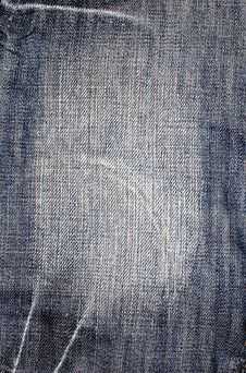 Free Jeans Texture Vertical Royalty Free Stock Photography - 4004567