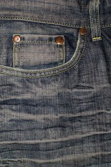 Free Jeans Texture Vertical Stock Photos - 4004713