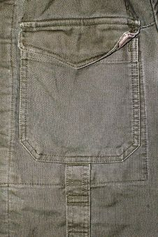 Free Military Green Jacket Close Up Stock Photos - 4004823