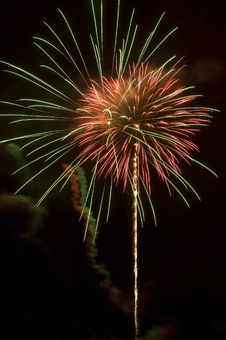 Free Fireworks Stock Photo - 4004920