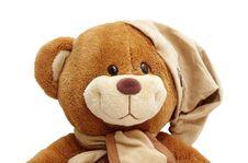 Free Teddy Bear Toy Royalty Free Stock Image - 4005126