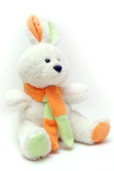 Free Bunny Rabbit Toy Royalty Free Stock Photo - 4005195