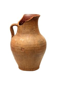 Free Old Traditional Pot Royalty Free Stock Photo - 4005285