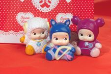 Free Toy Present Royalty Free Stock Photo - 4005535