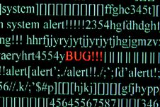 Free Computer Bug Stock Photos - 4005813