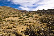 Free Volcanic Desert Stock Photography - 4006132