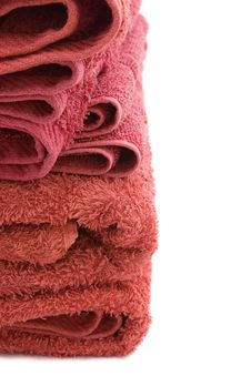 Free Bath Towels Royalty Free Stock Images - 4006419