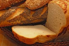 Free Assortment Of Baked Bread Stock Images - 4006714