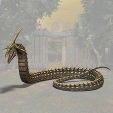 Free Dinoconda 01 Stock Image - 4007141