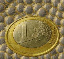 Free Euro Royalty Free Stock Image - 4008606