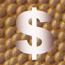 Free Euro Royalty Free Stock Photos - 4008788