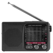 Free Multi-band Radio Royalty Free Stock Photo - 40018535