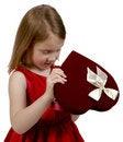 Free Valentine Girl Royalty Free Stock Photo - 4010025
