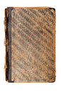 Free Old Brown Book Cover Royalty Free Stock Image - 4010316