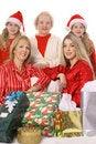 Free Holiday Generations Royalty Free Stock Photo - 4015105