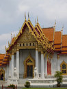 Free Marble Temple Bangkok Thailand Royalty Free Stock Image - 4016426