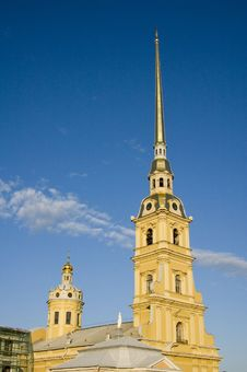 Free Peter And Paul Cathedral Royalty Free Stock Images - 4010299