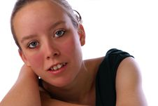 Free Teen Beauty Royalty Free Stock Photos - 4010668
