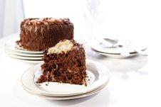 Free Chocolate Cake Royalty Free Stock Image - 4010686