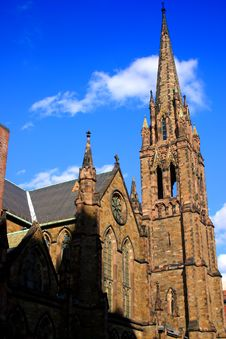 Free Copley Square, Boston Royalty Free Stock Image - 4010836