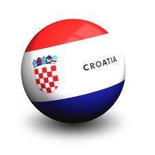 Free Croatia Football Stock Images - 4013054
