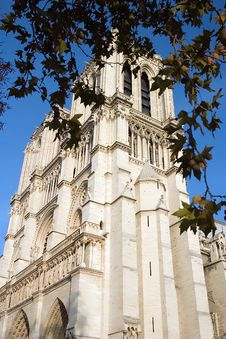 Free NOTRE DAME Stock Image - 4013561