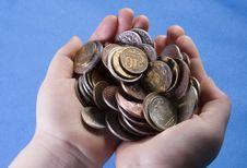 Free Metal Money Stock Image - 4013741