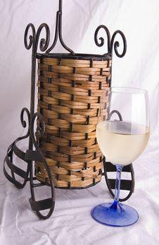 Free Wine Glass Royalty Free Stock Photo - 4014265