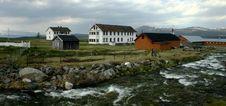 Free Mountain Village In Norway Royalty Free Stock Photos - 4014608